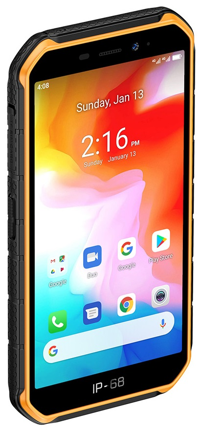 Ulefone Armor X7, 2GB/16GB, Orange