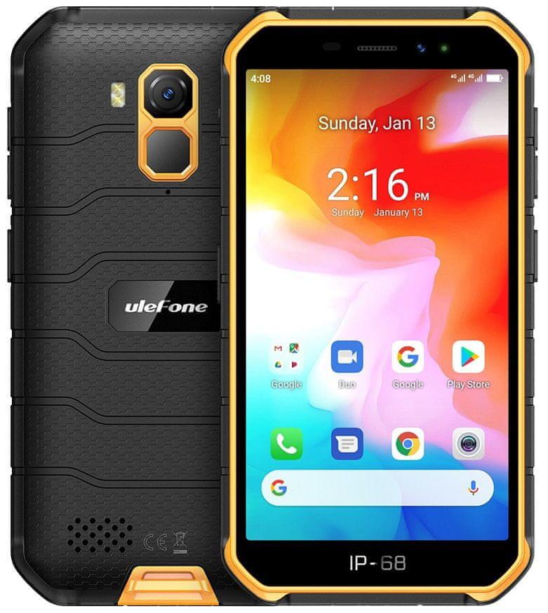 Ulefone Armor X7, 2GB/16GB, Orange