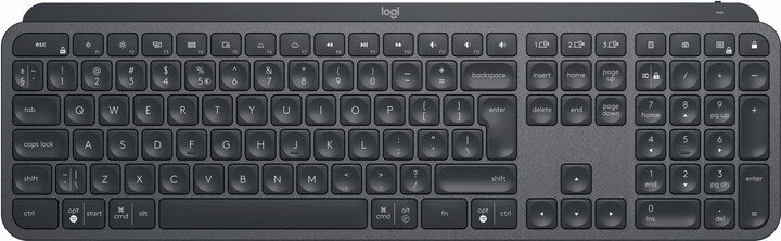Logitech MX Keys, CZ (920-009415*CZ)
