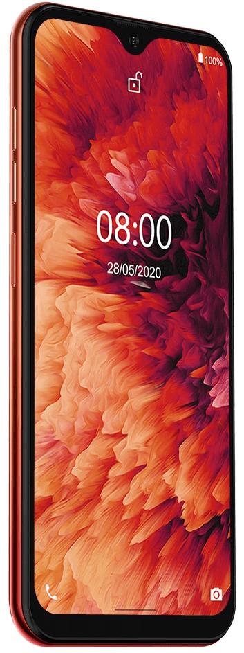 Ulefone Note 8P, 2GB/16GB, Amber Sunrise Orange