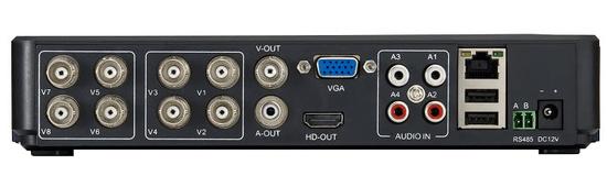 Level One DSK-8001 8-kanalni komplet za video nadzor