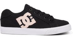 DC lány cipő Chelsea G Shoe ADGS300080-BBP, 33, fekete