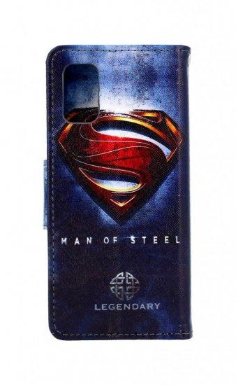 TopQ Kryt Samsung A41 Knížková Superman 2 49949