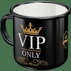 Postershop kovinska skodelica VIP Only