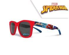 EUROSWAN Dětské sluneční brýle Spiderman - červená