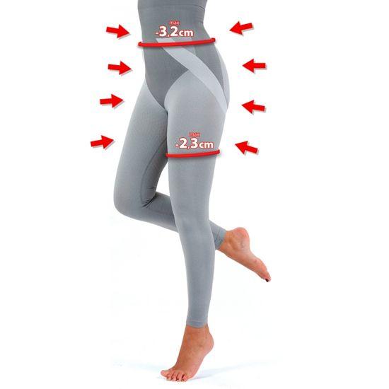 Lanaform Mass & Slim legging pametno oblačilo za hujšanje, masažo in oblikovanje postave