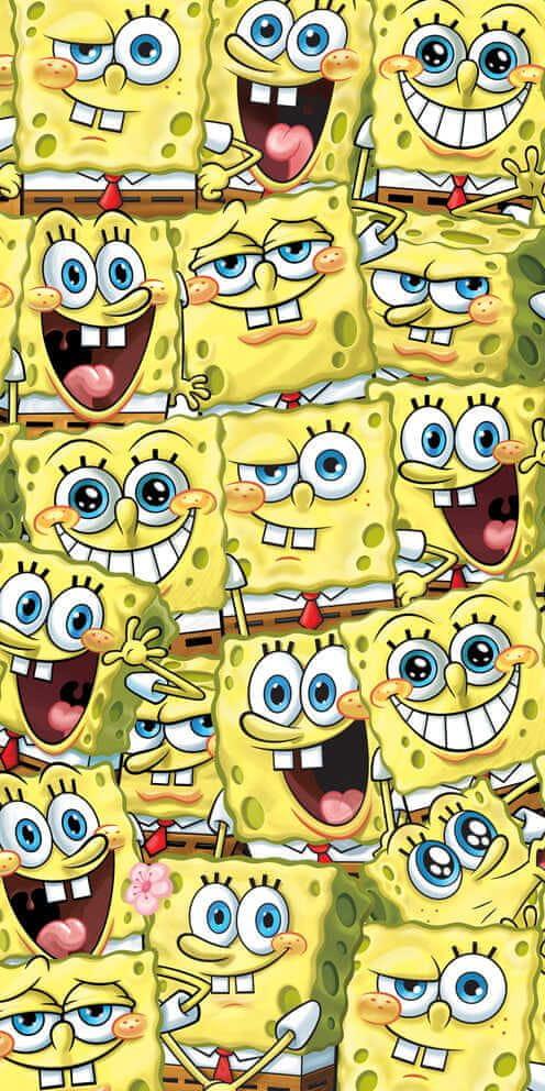 Carbotex Osuška Sponge Bob Kam se podíváš