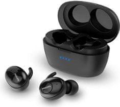 Philips TAT3215BK brezžične slušalke, črne