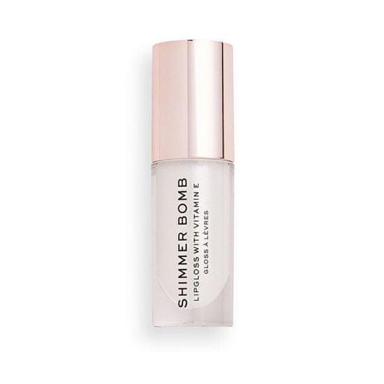 Makeup Revolution Błyszczyk Shimmer (Lip Gloss) Bomb (Lip Gloss) 4,5 ml