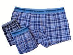 N.A.I. N.A.I. 8627 pánské boxerky Barva: modrá světlá, Velikost oblečení: S/M