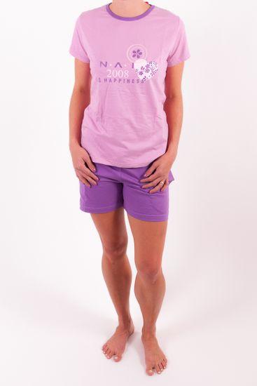 N.A.I. N.A.I. 11593 dámské pyžamo Barva: fialová, Velikost oblečení: L