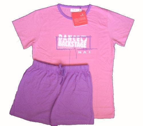 N.A.I. N.A.I. 11592 dámské pyžamo Barva: fialová, Velikost oblečení: S