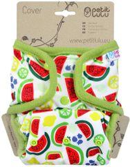 Petit Lulu pieluszka wierzchnia zatrzaski - Melony