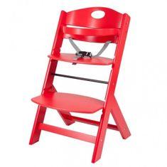 otroški stolček Aljaž, rdeč