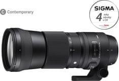 Sigma 150-600/5-6,3 DG OS HSM Contemporary pro Canon EF