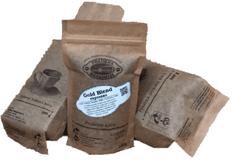 Pražírna Drahonice Gold Blend espresso směs, zrnková, 1000 g