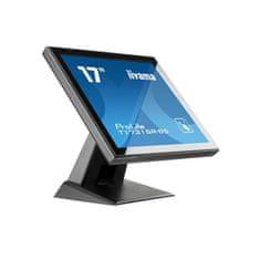 iiyama ProLite LED monitor, 43,18cm, TN, na dotik, z zvočniki (T1731SR-B5)