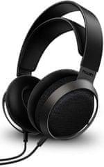 Philips Fidelio X3 slušalke, žične, črne