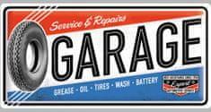 Postershop kovinski znak Garage