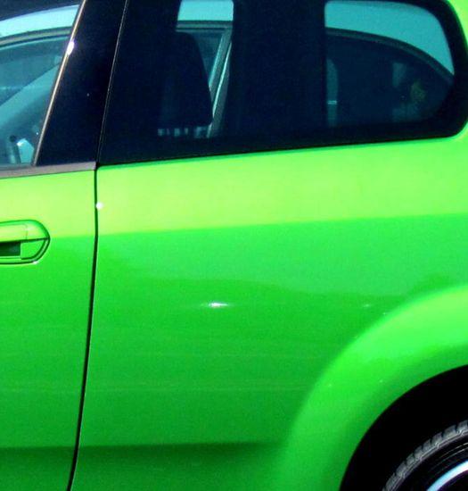Carlson Leštěnka na lak karosérie s barevným pigmentem - zelená krémová 500ml