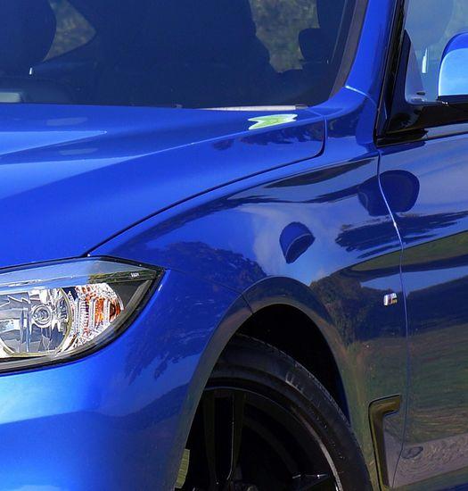 Carlson Leštěnka na lak karosérie s barevným pigmentem - modrá krémová 500ml