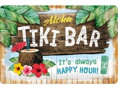 Postershop metalni znak – Tiki Bar