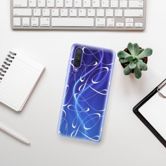 iSaprio Silikonowe etui - Fancy - white na Xiaomi Mi 9 Lite