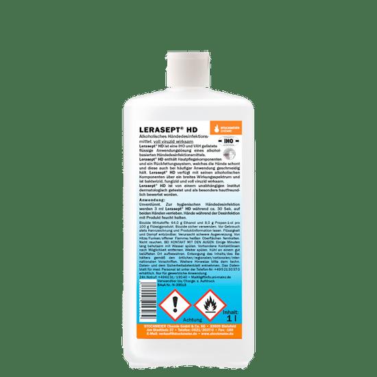 Stockmeier Lerasept HD - profi dezinfekce na ruce s ochranou pokožky