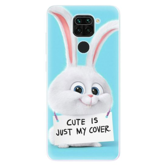 iSaprio Silikonowe etui - My Cover na Xiaomi Redmi Note 9