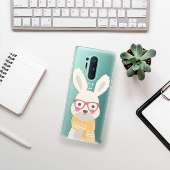 iSaprio Smart Rabbit szilikon tok OnePlus 8 Pro