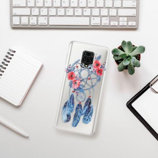 iSaprio Silikonowe etui - Dreamcatcher 02 na Xiaomi Redmi Note 9 Pro