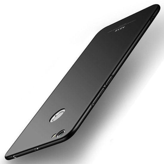 MSVII plastika ovitek Simple Ultra-Thin za Xiaomi Redmi Note 5A Prime Črna