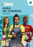 The Sims 4: Hurá na vysokou (datadisk) (PC)