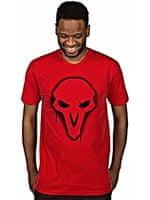 Tričko Overwatch - Reaper Spray (americká veľ. XL/európska XXL)