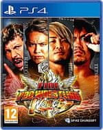 Fire Pro Wrestling World (PS4)