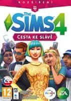 The Sims 4: Cesta ke slávě (datadisk) (PC)