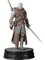 Figura Witcher (Vaják) III: riviai Geralt (Grandmaster Ursine Armor)