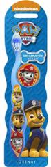 Lorenay Zubní kartáček Paw Patrol Chase modrý