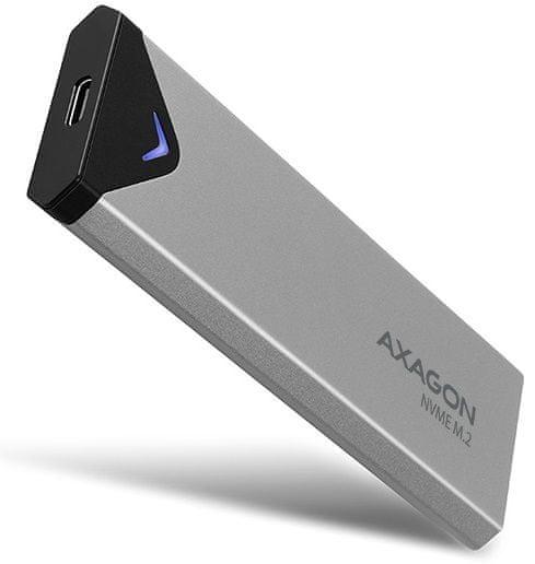 AXAGON EEM2-UG2 USB-C - M.2 NVMe SSD box (EEM2-UG2)
