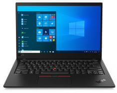 Lenovo ThinkPad X1 Carbon 8 i5-10210U 16/512 FHD W10P prenosnik (20U9004RSC)