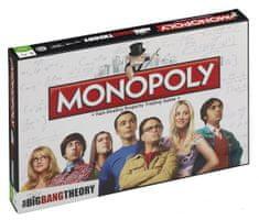 Winning Moves The Big Bang Theory monopoly, angol verzió
