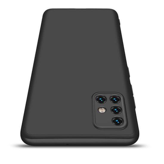 GKK 360 Full Body műanyag tok Samsung Galaxy A51, fekete