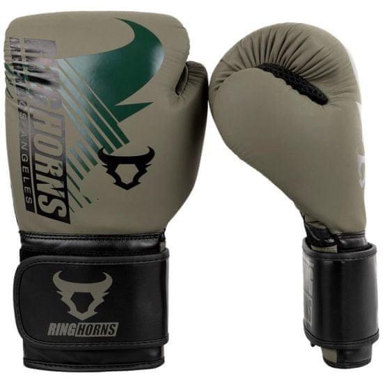 """VENUM Boxerské rukavice """"Charger MX"""", kakhi 10oz"""
