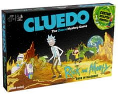 Winning Moves Cluedo Rick And Morty Angol verzió