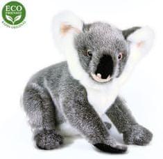 Rappa Plyšová koala stojaca, 25 cm, ECO-FRIENDLY
