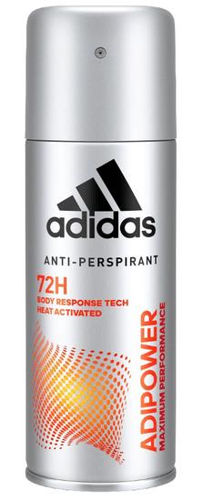 Adidas Adipower deodorant, v spreju, 150 ml