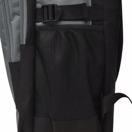 shumee Šolski nahrbtnik 40 L črne in sive barve