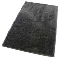 ROUTNER Fürdőszoba-szőnyeg, cseh produkció, UNI COLOR Antracit - 50 x 80 cm