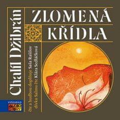 Chalíl Džibrán: Zlomená křídla - 2 CD