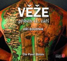 Jiří Boudník: Věže Příběh 11. září - 2 CD mp3
